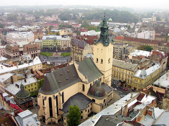 Квартиры во Львове для иностранцев